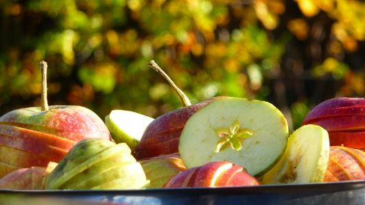 ocet jabłkowy z wodą to napój izotoniczny