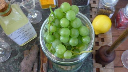 jak zrobić ocet z winogron przepis