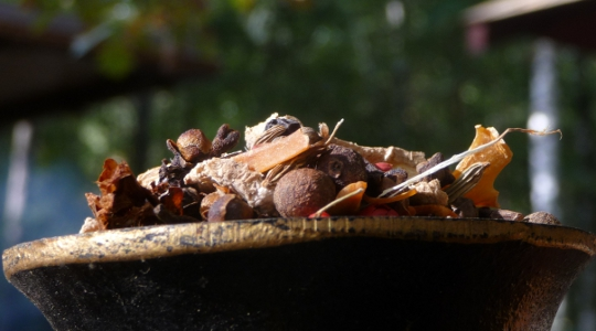 mielenie przyprawy do pierników